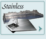 Metal Countertops Stainless Steel