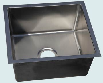 Stainless Steel  Bar & Prep Sinks # 5093