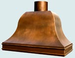Copper Hoods Chateau
